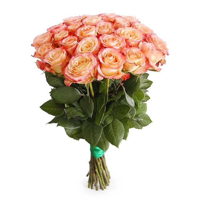 Голландские розы букеты из 31 штуки, роз